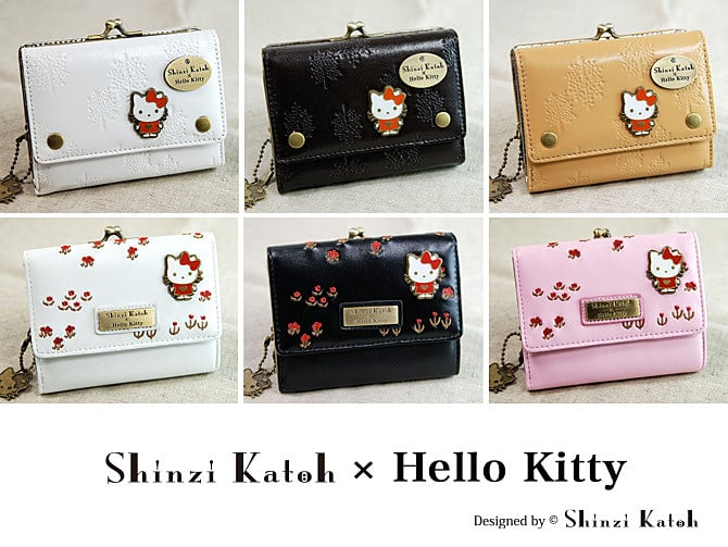 Hello Kitty _ clasp wallet